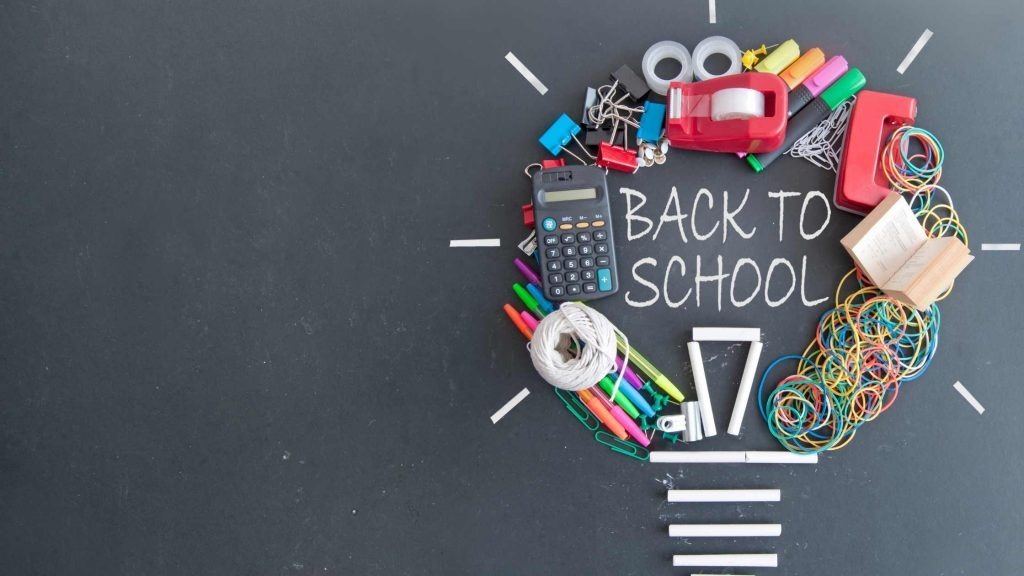 Top 10 Back to School Tips