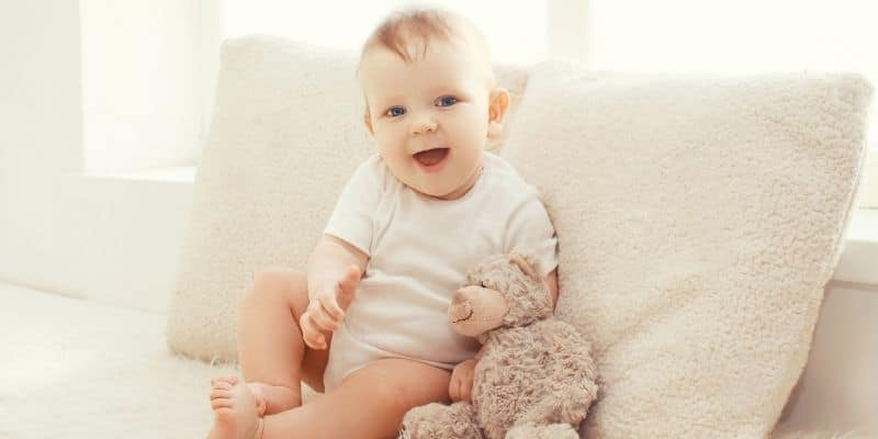 Introducing a Lovie for your Baby?