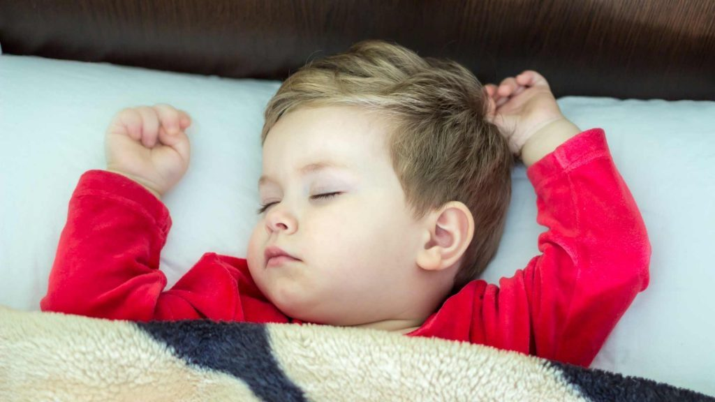 Is your Child Ready to Stop Napping