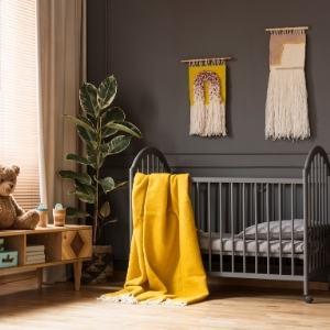 how dark should babies room be