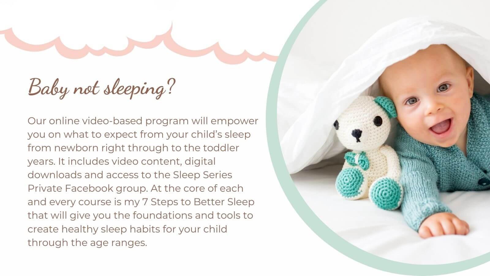 the sleep series